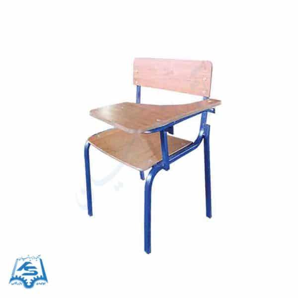 صندلی امتحان MDF