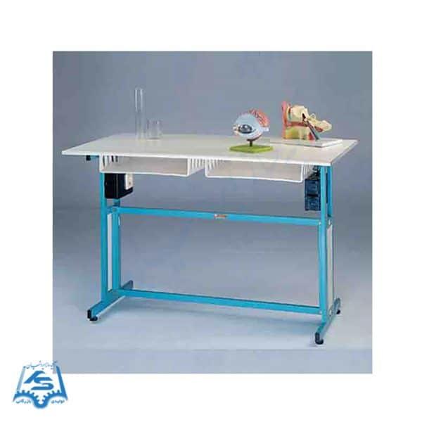 میز آزمایشگاه فیزیک و شیمی2