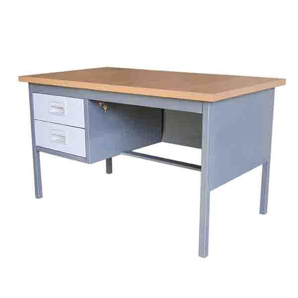 میز اداری یکطرفه فلزی